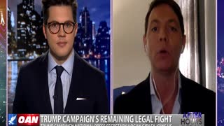 After Hours - OANN Trump Team Legal Fights with Hogan Gidley