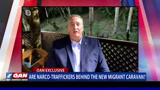 Are narco-traffickers behind the new migrant caravan?