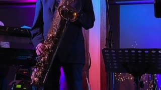 Bari Sax- Baritone Saxophone - Greg Vail studio recording - pop solo
