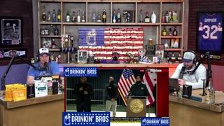 Drinkin' Bros Podcast #745 - Capitol Building Under Siege