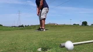 Golf Ball prank