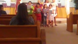 Bible School Children