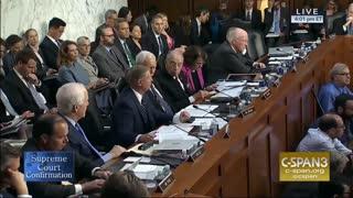 Senator Lindsey Graham calls out Democrats