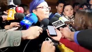 Victoria Sandino sobre recaptura de Jesús Santrich