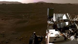 Perseverance Rover Landing on Mars!