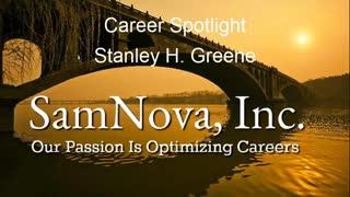 Optimize Your Career | Career Spotlight #4 | Stanley H. Greene