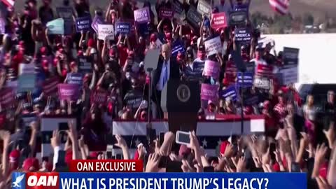 What is President Trump's legacy?