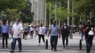 COVID-19 Colombia: la tercera ola golpea fuerte [Video]