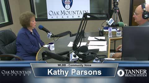 Community Voice 9/20/21 - Kathy Parsons
