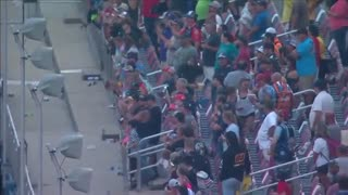 WATCH: NASCAR Fans Break Out Into 'F**k Joe Biden' Chant During Live Interview