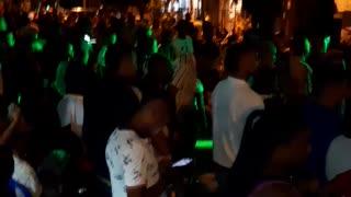 Fiestas masivas en Cartagena