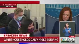 Press Sec Humiliates Herself When Pressed on Biden's Job-Killing Agenda