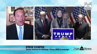 Trump campaign adviser: DOJ 'asleep at the wheel' amid systemic election fraud allegations