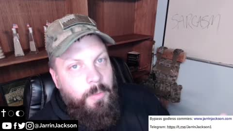 "Jarrin Jackson ""Is America a corporation?"" 1-21-2021"