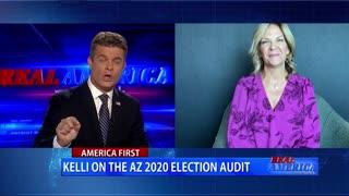 Real America - Dan W/ Kelli Ward (April 22, 2021)
