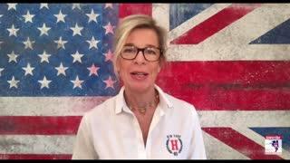 Katie Hopkins Reacts To NO Covid-19 Vaccine, NO Job