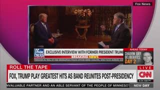 Brianna Keilar mocks Hannity interview with Donald Trump