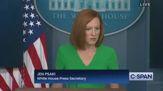 """This Is Not Normal! Jen Psaki Doubles Down on Government """"Disinformation"""" Censorship"""