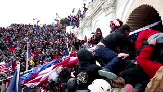Senate Republicans block probe of Capitol riot
