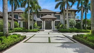 Lavish resort style home in Palm Beach Gardens, FLorida