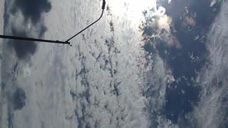 Beautiful sky on a beautiful sunday