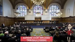 Supreme Court Implodes, TRIBUNALS coming