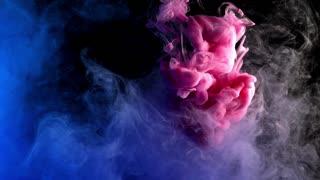 Explosión De tintas
