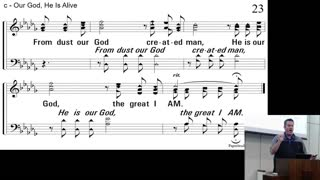 September 20th, 2020 Sunday Morning Worship Service