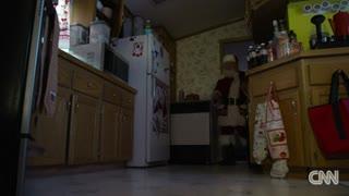 Santa is social distancing this Christmas