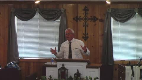 Bring Back the King - Pastor Metzger