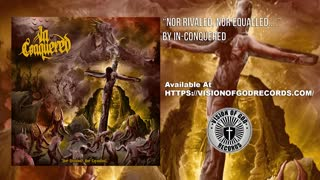 In-Conquered - The Salvation (Lyric Video)