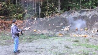 AK47 Full auto bump fire