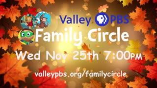 Valley PBS Family Circle Fall Festival Promo