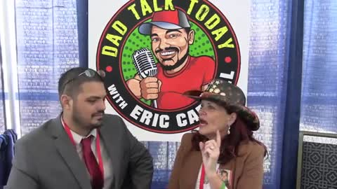CPAC Interview with Dad Talk Today