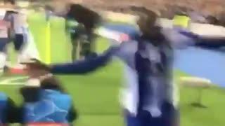 Moussa Marega esteve em destaque na vitória do FC Porto sobre a Roma