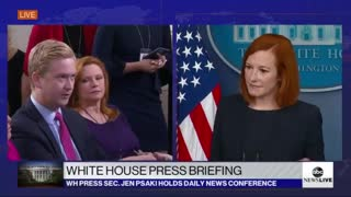Psaki DEFENDS State Department Blaming Lack Of Vaccines For Cuba Protests ..!!!