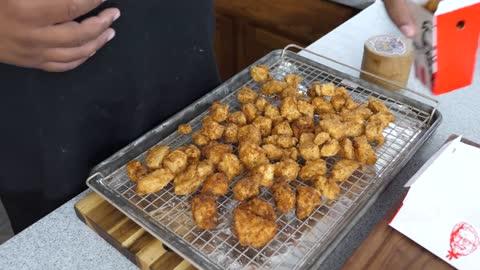 KFC Copycat Popcorn Chicken Recipe #witAB