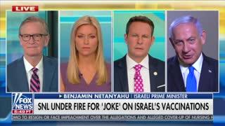 "Benjamin Netanyahu On ""Fox & Friends"""