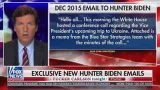 Tucker Carlson Drops BOMBSHELL News On Hunter Biden