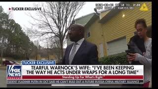 Police Body Cam: Raphael Warnock, ex-wife abuse complaint