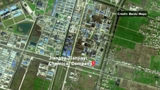 Aumenta a 47 la cifra de muertos por la explosión en planta química en China