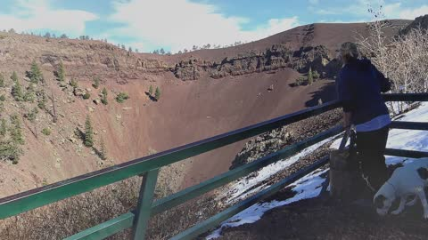 A visit to Bandera Volcano in New Mexico
