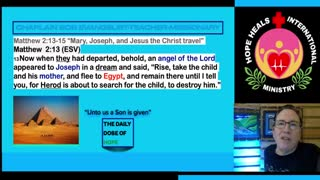 "Matthew 2:13-15 ""Mary, Joseph, and Jesus the Christ travel"" #Bible #Jesus #Egypt"