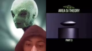 Area 51 and UFO technology