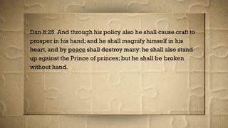 The Prophecies of Daniel Series 2/4: Daniel 8