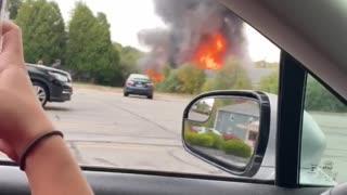 Large fire part 3