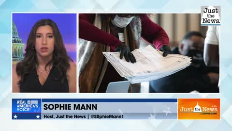 Just the News Minute - GA election official acknowledges chain of custody documents missing
