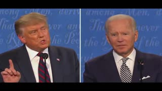 """Trump To Biden: """"There's Nothing Smart About You"""""""