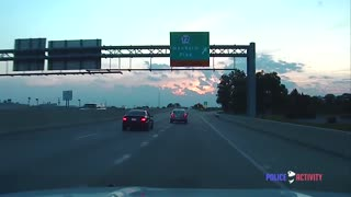Dashcam Shows High Speed Police Chase Through Lancaster County