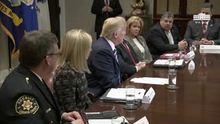 President Hosts Roundtable on Sanctuary Cities